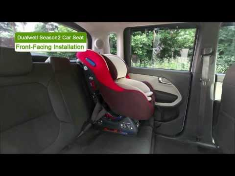 Dualwell Season2(D-1002) Car Seat Front-F..
