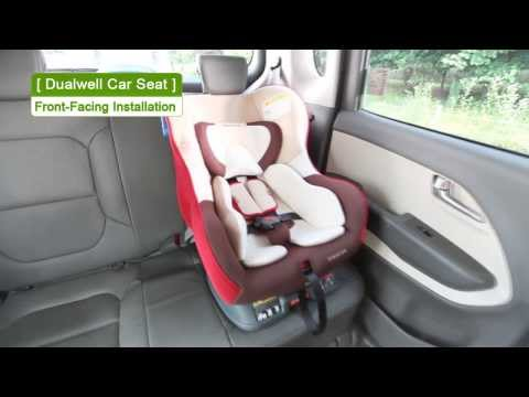 Dualwell(D-1001) Car Seat Front-Facing In..