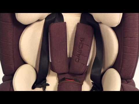 D-guard Junior (D-1005) Car Seat Installa..
